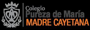 Logo Colegio Pureza de María Madre Cayetana